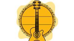 Imágen de Música colombiana en guitarra, método completo de ritmos