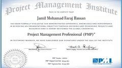 PMP 6th SIMULATION Practical Exam  by Jamil Faraj
