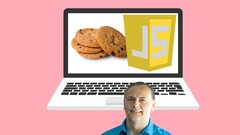 JavaScript Cookie Tester web application