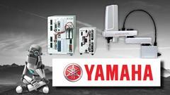 Yamaha VIP+ Training with RCX240 Robot Controllers