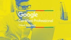 Google Certified Professional – Cloud Architect practice