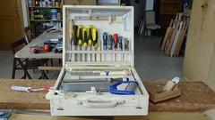 Curso de carpintería, fabrica tu caja de herramientas