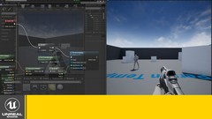 Creating The Simple Shooting Game With Unreal Engine