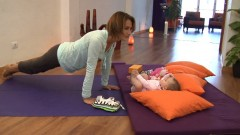 Yoga Postpartum Exercises