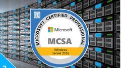 70-741 - MCSA Windows Server 2016 Real Exam Practice Test