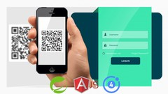 QR Code Login With Spring Framework, AngularJS And Ionic 4