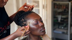 Black Beauty Makeup Master Course For Dark Skin Women