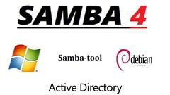 Samba 4.9 e Debian 9.8 + AD + GPO + File Server + samba-tool