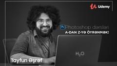 Photoshop dərsləri (A-dan Z-yə Öyrənmək!)