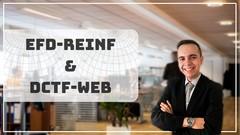 2 em 1 - EFD-REINF & DCTFWeb Aprenda do Zero