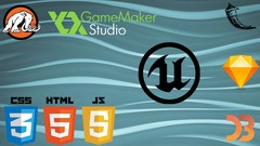The Game Developer's Guide: Unreal and GameMaker!