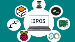 Robotics with ROS : Ultimate Guide to Simulate and Implement