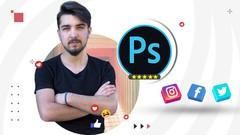 Sosyal Medya İçin Uygulamalı Photoshop 2018 Eğitimi