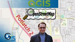 OpenStreetMap: QGIS with OSM Plugin, OSM Map Download & Edit