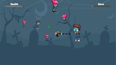 Develop a 2D Shooter game in Unity