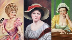 Draw Victorian Portraits with Pastel Pencils | 3 in 1 Bundle