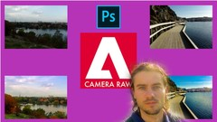 Photo editing with Camera Raw in Photoshop