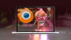 Imágen de Producción de Criaturas Cartoon 3D en Blender 2.8