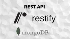 Restify + MongoDB, desarrolla tu propia RESTFUL API