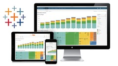 Imágen de Business Intelligence de gestión comercial Con Tableau