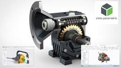 Curso Prático de CREO Parametric - Pro Engineer