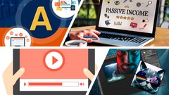 Amazon Video Direct, Skillshare And Udemy (Unofficial)