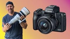 Canon M50 Crash Course Training Tutorial