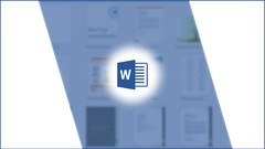 Imágen de Microsoft Office Word 2016: Parte 2 (Intermedio)