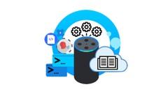 Imágen de Alexa Skills Desde Cero | Crea apps de voz con Amazon AWS