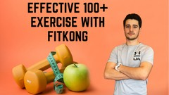 Effective 100+ Exercise with FİTKONG