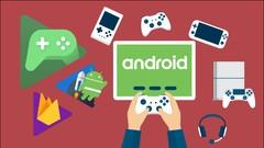 Master Programación Android Firebase (Aprende con Juegos 2D)