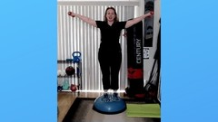 The Best Workouts for Core Strength & Balance (BOSU)