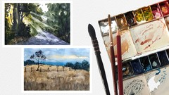 Step By Step Watercolor Landscapes