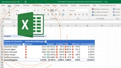 Excel Pivot-Tabellen - Erstelle Datenanalysen und Dashboards