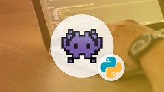 Python Game Development - Create a Tetris with PyGame | Udemy