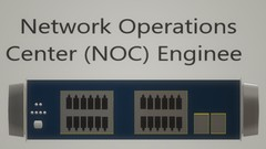 Network Operations Center Engineer