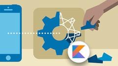 Modern Android app using Kotlin, MVVM, Dagger2, RxJava &more