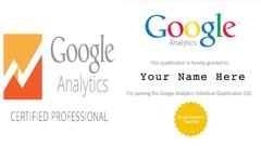 Google Analytics For Beginners Practice Test  2019