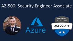 Azure AZ-500 Security Technologies Practice Test