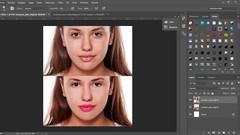 Retoque Fotográfico, Photoshop CC, (Efecto Dodge & Burn)