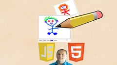 Learn HTML5 Canvas Drawing with JavaScript in 1 hour