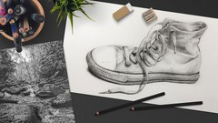 Pencil Drawing - The Guide to Graphite