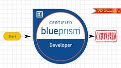 Blue Prism Certified Developer (AD01) Exam - 100% PASS | Udemy