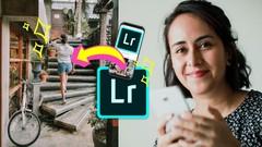 Eleva tu fotografía: Edita fotos en tu smartphone -Lightroom