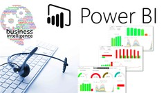 Imágen de Power BI: Desarrollo de Business Intelligence en Call Center