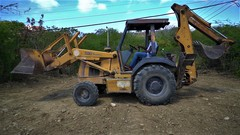 Learn How to Operate a Tractor Loader Backhoe.