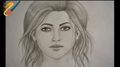 Learn How to Draw the Face for Beginners with simple Steps