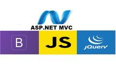 C# Asp.Net MVC Entity FrameWork- Razor -Bootstrap-Javascript