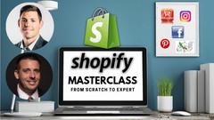 Complete Shopify E-commerce, Aliexpress Dropship Course 2019