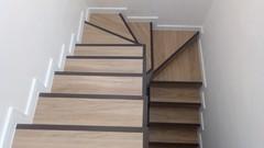 Aprenda colocar piso vinílico em escada